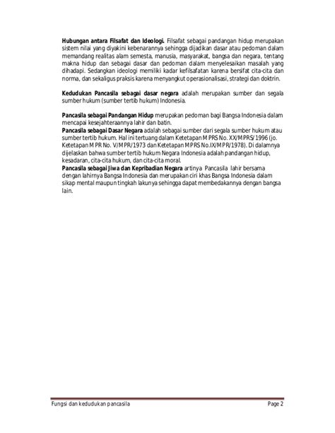 Liberalisasi Ideologi Negara Pancasila Kaelan Diskon Makalah Pancasila