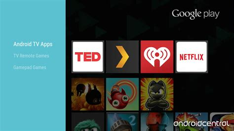 Play Store On Tv Walking Through Android Tv With S Adt 1 Android