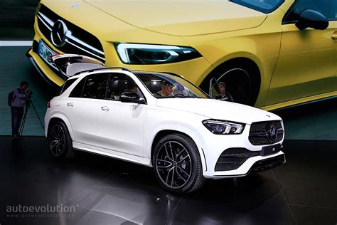 Gle Mercedes 2019 by 2019 Mercedes Gle Shows Purebred Suv Prowess In