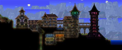 Awesome House Plans by Indie Corner Game Amp Review 2 Terraria The Ons Gaming