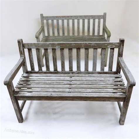 antique garden bench antiques atlas garden bench seat