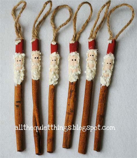 Easy Handmade Ornaments - all the things easy handmade ornaments