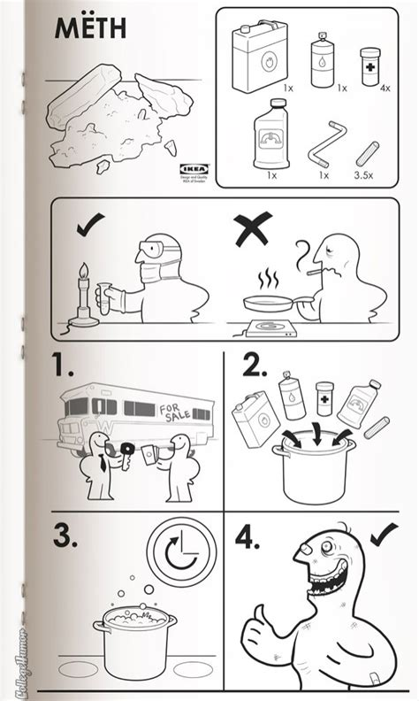 Ikea Bedienungsanleitung by If Ikea Made For Everything Collegehumor Post