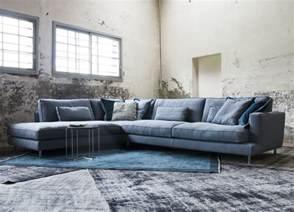 Eleven Contemporary Corner Sofa Loop Amp Co Contemporary