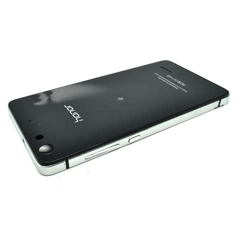 aluminium bumper with mirror back cover for huawei 4c black silver jakartanotebook