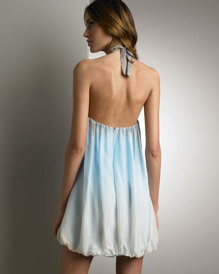 Shopping Abs Ombre Dress by My Fashion