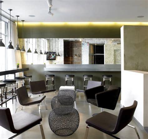 modern chic modern chic bar lobby hospitality interior design nu hotel