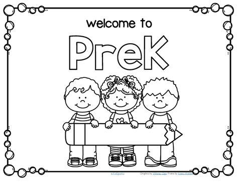 Back To School Preschool Theme Activities Kidsparkz School Coloring Pages For Kindergarten