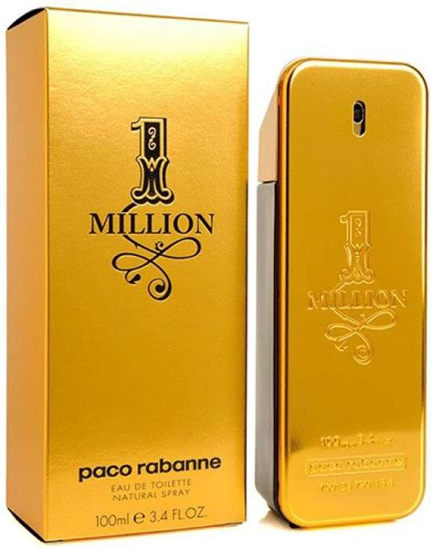 Parfum Kw1 1 Million Paco Rabanne buy paco rabanne one million edt 100 ml in india