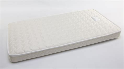 Mattress Choice by Boori Urbane Innerspring Cot Bed Breathable Mattress Cot