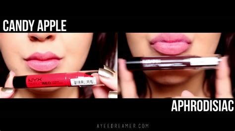 Nyx Simply V Lip nyx simply irresistible lip collection lip