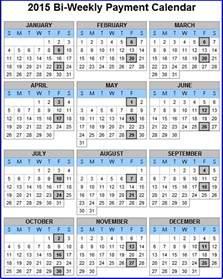bi weekly calendar template yearly payroll calendar template newhairstylesformen2014