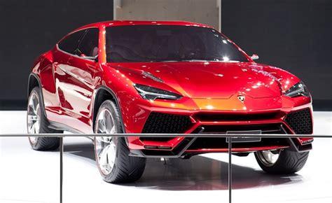 Lamborghini Urus Mpg Will Lamborghini Turbo Or Hybrid For Its Suv