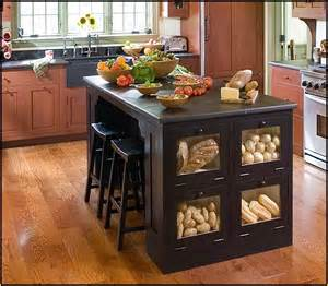 Kitchen Islands With Storage by Island Kitchen Table With Storage Home Design Ideas