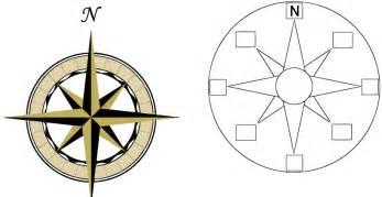 compass rose vector free art designs clipart best