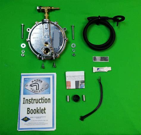 honda eu tri fuel propane natural gas gasoline eu generator conversion kit ebay