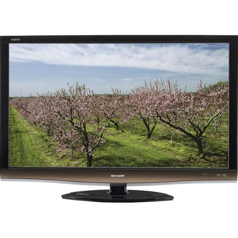 Tv Sharp Aquos Lc 32le260i sharp lc 46e77u aquos e series 46 quot lcd tv lc 46e77u b h