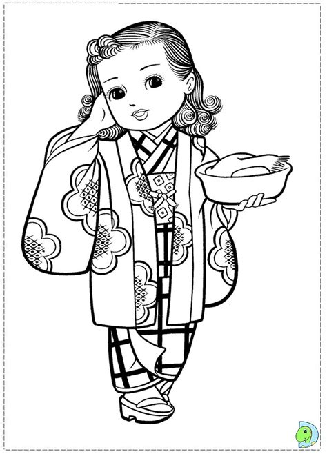 coloring pages of japanese dolls chinese new year dragon coloring page 20 2015 pages online
