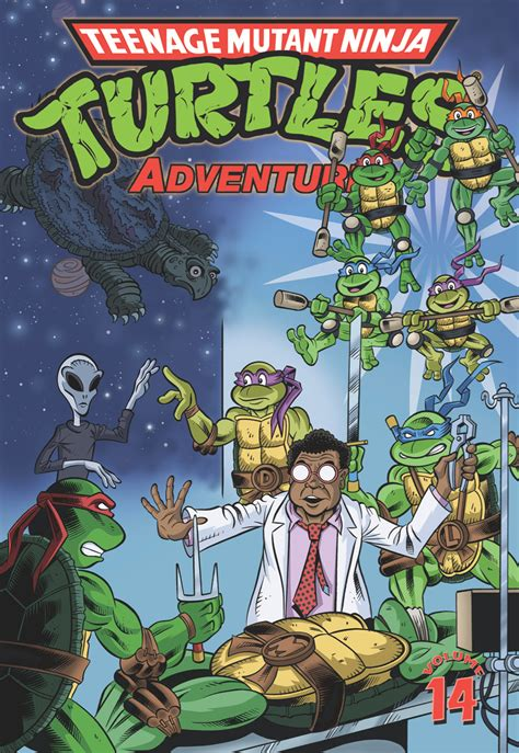 pulling seams the adventure volume 1 books aug170412 tmnt adventures tp vol 14 previews world