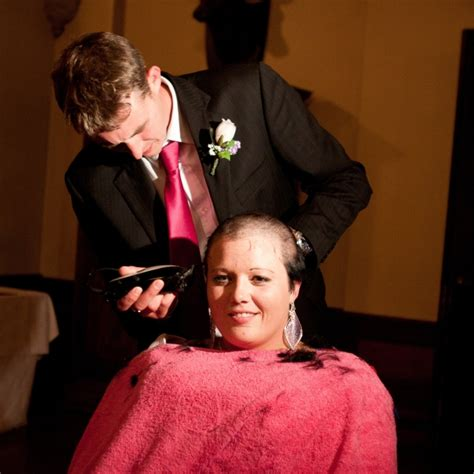 shaving bridesmaid story close shave for bride on wedding day otago daily times