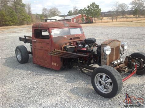 Jeep Rat Rods 1951 Jeep Willys Rat Rod