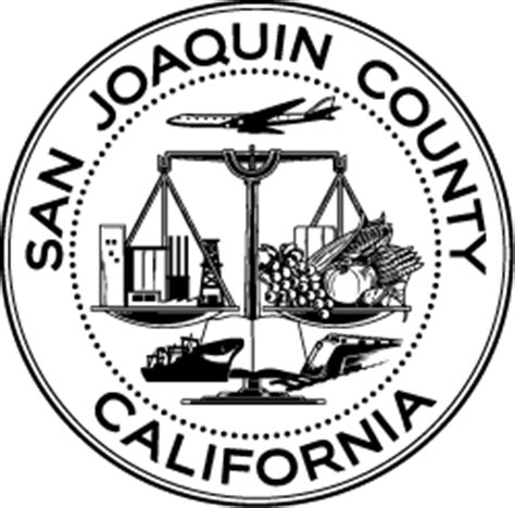 San Joaquin County Divorce Records File Seal Of San Joaquin County California Png Wikimedia Commons