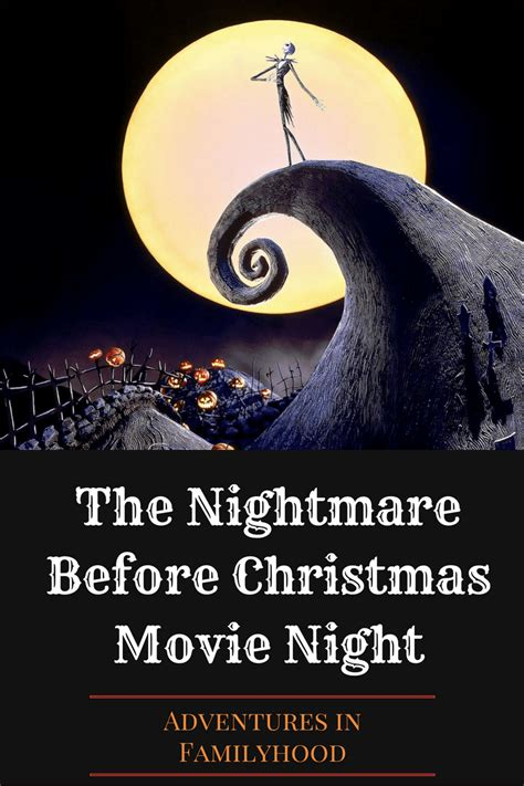 The Before - nightmare before adventures in