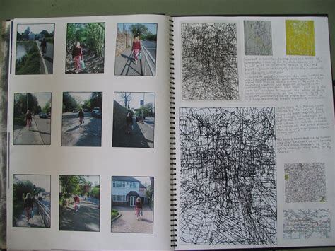layout artist online work king alfred gcse art sketchbook sketchbooks artist study