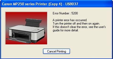 reset canon mp198 e8 fixing the printer fixing canon printer with error code