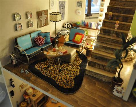 Dollhouse Room Dollhouse Pinterest