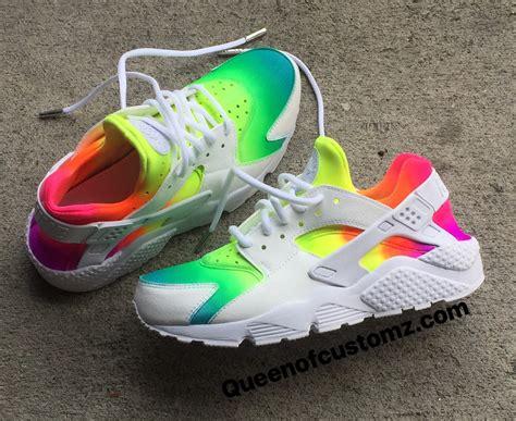 imagenes de zapatos nike huarache tye dye nike huaraches custom