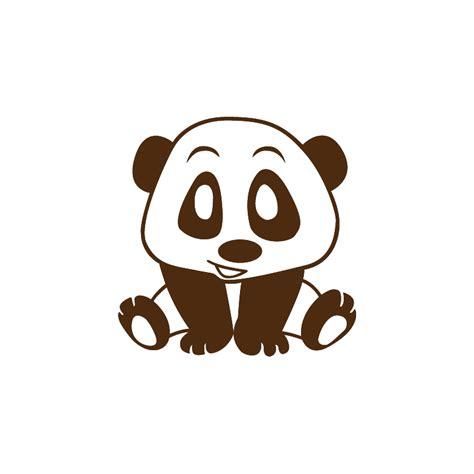 Sticker Panda stickers panda sticker pas cher panda autocollant panda