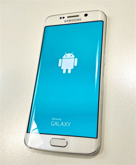 android edge samsung galaxy s6 edge review best android phone on the planet