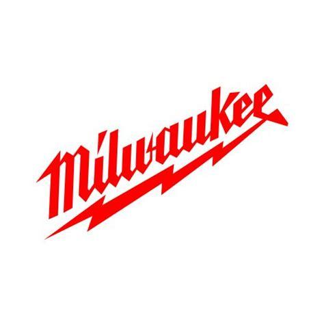 Milwaukee Stickers milwaukee tools logo car interior design