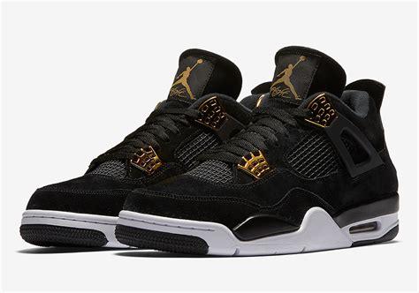 best nike jordans 4 royalty size info sneakernews