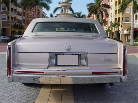 free auto repair manuals 1992 cadillac deville electronic toll collection 1992 deville cadillac history