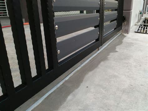 jenis jenis besi  membuat pintu pagar pintu jeriji gril rumah kediamanku