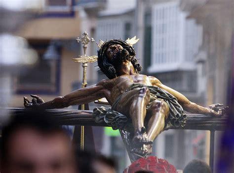 la agonia de francia mi buhardilla viernes santo crucifixion