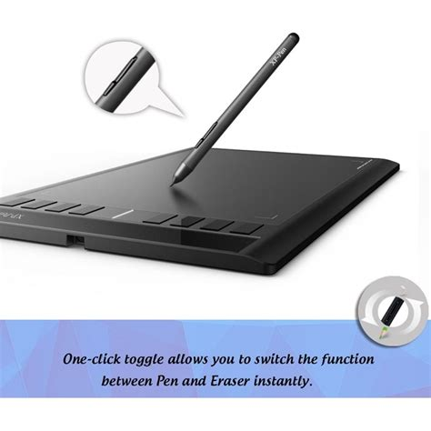 xp pen smart graphics drawing pen tablet with smart stylus 03 black jakartanotebook