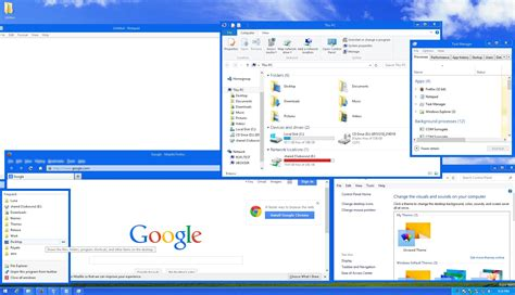 windows xp themes for windows 8 1 windows xp blue luna theme for windows 8 1 by winxp4life