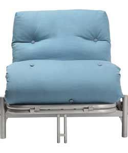 Single Metal Futon Sofa Bed by Single Futons