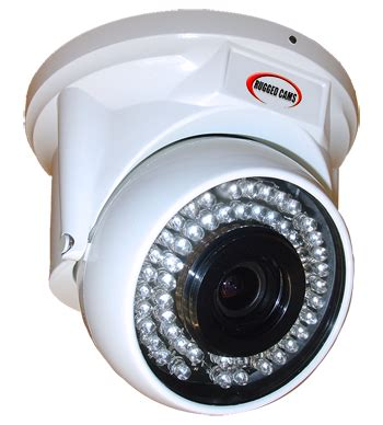 Rugged Cctv by Infrared Freezercam Designed To Thrive In Cold Storage