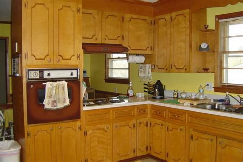 wood kitchen cabinets in the 1950s and 1960s quot unitized 1960 s kitchen partial remodel do you still have your