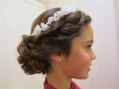 peinados para nias de 10aos para la comunion peinados para primera comunion buscar con google