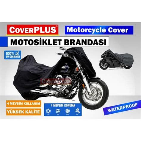 coverplus honda cbr  motosiklet brandasi siyah fiyati