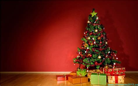 christmas tree wallpaper free download 8523 wallpaper