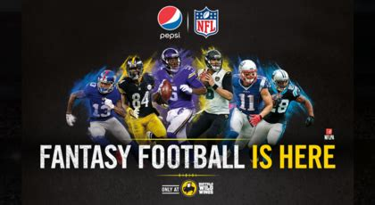 Pepsi Nfl Sweepstakes - pepsi fantasy football sweepstakes sun sweeps