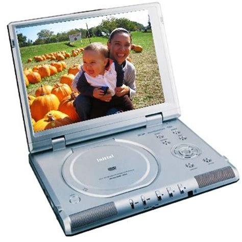 portable dvd player video format initial idm 1252 portable dvd player 10 2 quot active matrix