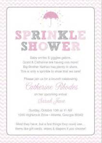 1000 ideas about baby sprinkle invitations on