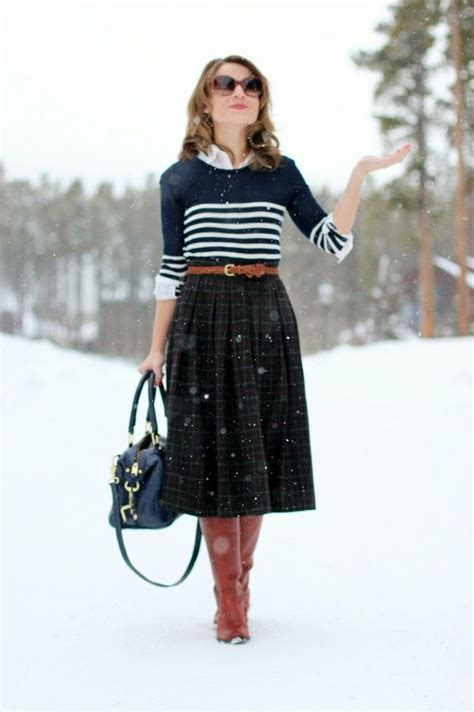 Combine Skirt how to wear boots with skirts afmu net